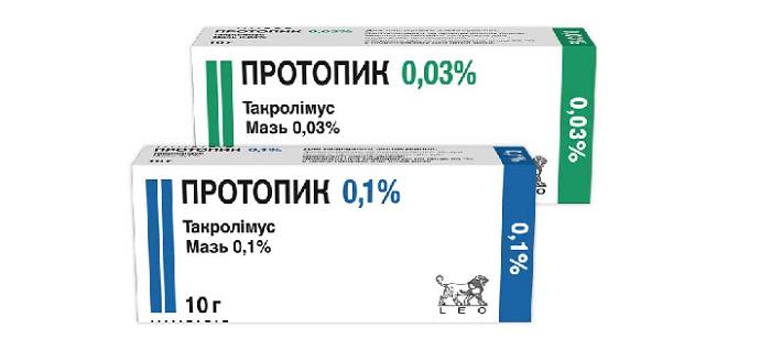 Мазь Протопик ®